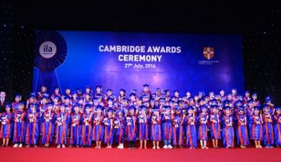 Gần 3.000 em nhỏ nhận chứng chỉ Anh ngữ Quốc tế Cambridge